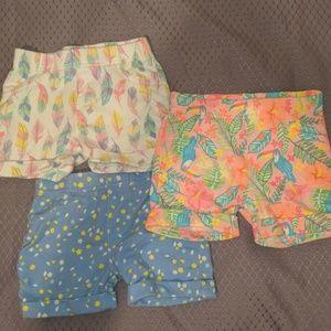 2T shorts